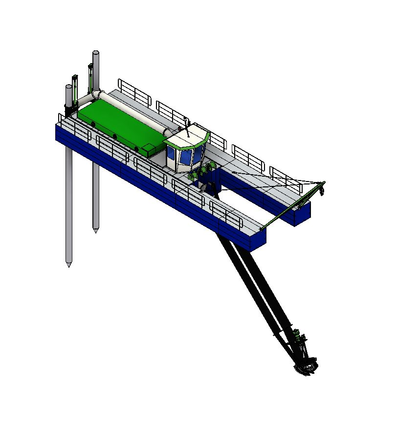 Dredge Tool FREE Online, analyse your dredge project